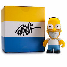 THE HOMER SIMPSONS - Kidrobot - NUOVO IN SCATOLA