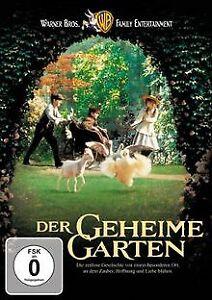 Der geheime Garten von Agnieszka Holland   DVD   Zustand gut