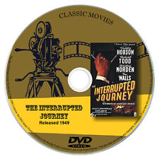 The Interrupted Journey 1949 Classic DVD Film - Crime, Mystery, Thriller