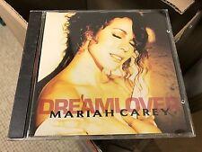 MARIAH CAREY DREAMLOVER CD SINGLE COL CSK 5324 DJ PROMO