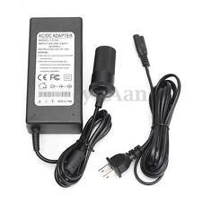 10A 100V-240V AC to 12V DC Car Power Adapter Converter Cigarette Lighter Socket