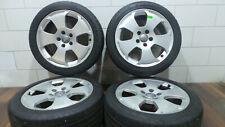 4 Summer Wheels Audi A3 8P 7,5J x 17 Inch ET56 8P0601025C 225 45 R17 Original