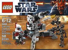 Lego 9488 STAR WARS elite clone SOLDAT & commando new  No PAYPAL  free shipping