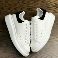 sneaker Basket Alexander Mcqueen Oversize shoes with colors