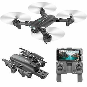 Flugdrohne HUAXM 5G GPS 1080P HD Weitwinkelkamera Drone 5G WiFi FPV Live B-WARE
