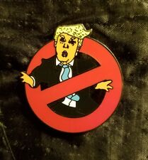 Anti-Trump Pin Usa presidential election democrat liberal donald trump