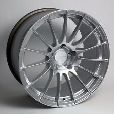 Enkei RS05RR 18X11 Wheel Lightweight Racing Silver  5x114.3 +16 18 X 11