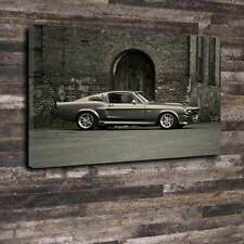 "Eleanor Shelby GT500 Mustang Printed Box Canvas A1.30""x20"" 30mm Frame 60 Seconds"