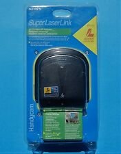SONY IFT-R20 LASER LINK WIRELESS CAMCORDER TO TV LINK KIT NEW IN PACKAGE CABLES