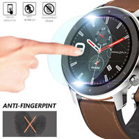 Explosion-proof TPU Screen Protector Film For AMAZFIT GTR Smart Watch 47mm