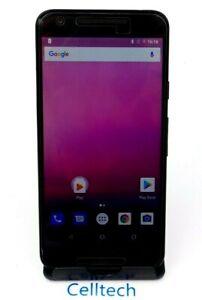 "LG Google Nexus 5X Smartphone 5.2"" Zoll 32 GB 2 GB RAM Schwarz"