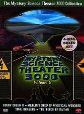 Mystery Science Theater 3000 Collection - Vol. 5 (DVD, 2004, 4-Disc Set)