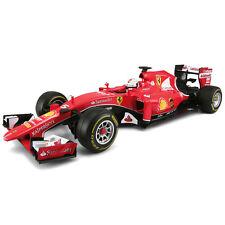 2015 Ferrari Sf15-t #5 Sebastian Vettel Bburago 16801v
