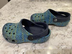 Kids Crocs Shoes Sandals Size 11 C