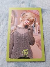 10)TWICE 5th Mini Album What Is Love? Jeongyeon Type-5 PhotoCard Official K-POP