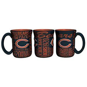 Chicago Bears 17oz Sculpted Coffee Mug