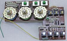 KENWOOD TS-940S ATT AGC MTR NB1 NB2 VOX DIM PROC MONI SWITCHES X41-1600-00-A/13