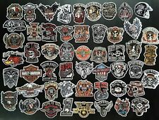 Vintage & Rare Harley Davidson Motorcycle & Other Vinyl Decal Stickers