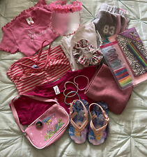 Pre Loved 7 Pieces Girls Mango & Pumpkin Patch 3-4 Yrs Clothing & Accessories 🥭