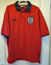 Inglaterra Lejos Camiseta De Fútbol Por Umbro 99/01 medio Owen 10 en la parte posterior