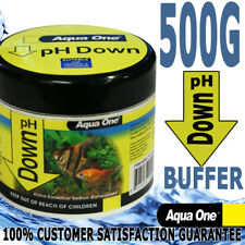 Aquarium Hydroponics Fish PH Down Acid Increaser Water Conditioner Buffer 500g