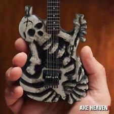 GEORGE LYNCH (Dokken) -Skull & Bones J.Frog 1:4 scale replica guitar ~Axe Heaven
