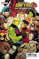 Empyre Aftermath Avengers #1 Comic Book 2020 - Marvel