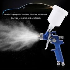 Mini Air Spray Gun HVLP 0.8MM Auto Car Touch Up Paint Sprayer Spot Repair BG USA