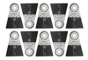 FEIN BOSCH NEW STARLOCK PRECISION BLADE 63502127290  10 PK SHIPS NEXT BUS. DAY