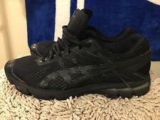 ASICS Gel GT-1000, T5A2N, Black, Mens Running Shoes, Size 13