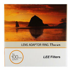 LEE Filters 77mm Wide Angle Adapter Ring for Foundation Kit #WAR-077