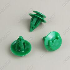 AUDI A6 A8 intérieur porte panneau de garniture Clips x10-green Vert