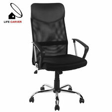 Mesh Office Chair Task Computer Desk Chair Swivel Executive 4 Colors High Back