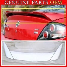 OEM 872212C001 927502C000 Rear Trunk LED Lip Spoiler UNPAINTED 2003-2008 Tiburon