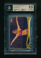 2014 Topps Chrome NXT Prospect RC Rookie Charlotte BGS 9.5 WWE