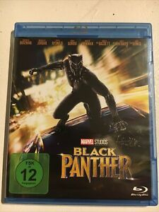 Marvel - Black Panther - Blu-ray -