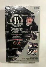 1994 Donruss series 1 NHL Hockey Card Box 36 packs Factory Sealed