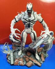 Anti-Venom Marvel Legends Diamon Select Figure White Carnage Spider-Man Venom