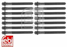 HEAD BOLT SET BMW E36 E46 E39 E38 M52 M54 engines FEBI 12033, BMW  11121740065