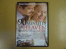 DVD / 90 MINUTES IN HEAVEN / 90 MINUTES AU PARADIS ( HAYDEN CHRISTENSEN.... )
