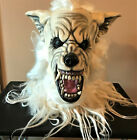 DarkSide Studios Deluxe White WereWolf Mask. NOT Death Studios
