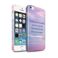 Étuis, housses et coques brillants Apple iPhone 5 pour téléphone mobile et assistant personnel (PDA)