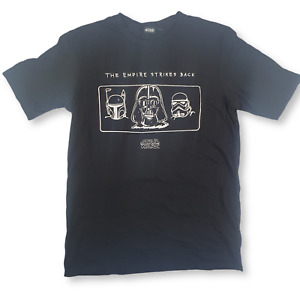 Star Wars The Empire Strikes Back Men's T Shirt Size L