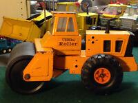 orange mighty tonka roller