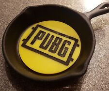 PUBG Pan Player Unknown Battle Grounds pan # gaming  10 cm