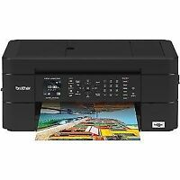 Brother MFC-J491DW Wireless All-in-One Colour Inkjet Printer