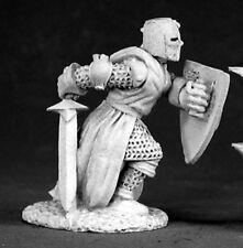 Reaper Miniatures Templar Knight #02513 Dark Heaven Legends Unpainted Metal