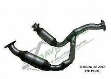 Davico 19360 Direct Fit Catalytic Converter 5 Year 50-000 Mile Warranty