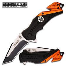 Tac Force TF-640EMT Spring Assisted Tactical Folding Knife!