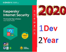 KASPERSKY Internet Security  2020   1 Pc 2 Years  - Key Activation  ⚡️  -